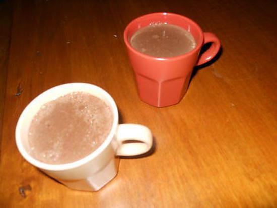 recette Crème au chocolat facile et rapide