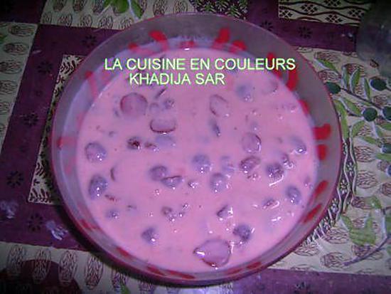 recette Fraises surprises