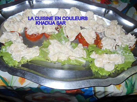 recette farfalles (pâtes) à la mayonnaise