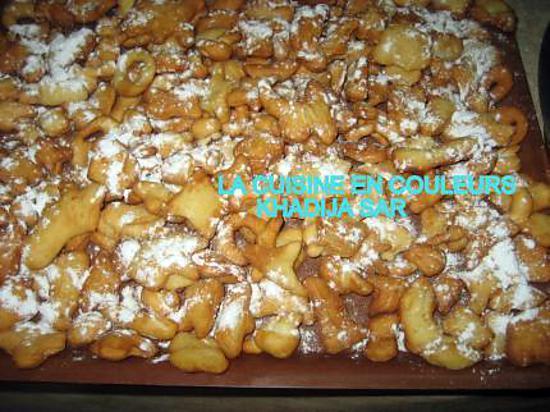 recette beignets portuguais 2 + sucre glace