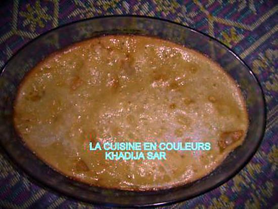 recette clafoutis à la mangue