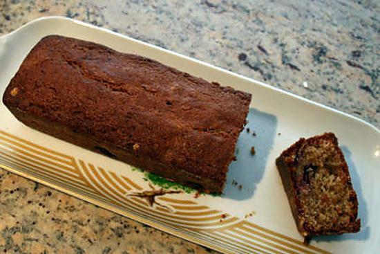 recette CAKE AUX GRIOTTES