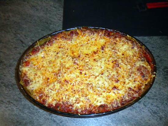 recette Lasagne tradition