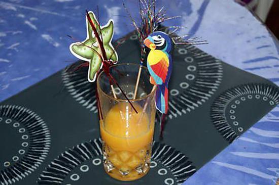 recette Cocktail sans alcool n°1  testé aujourd'hui et très bon et ses variantes