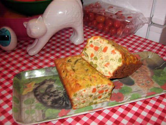 Mini Cake Macedoine