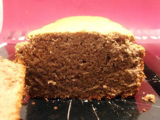 recette mon pain moëlleux aux milles épices (noël)