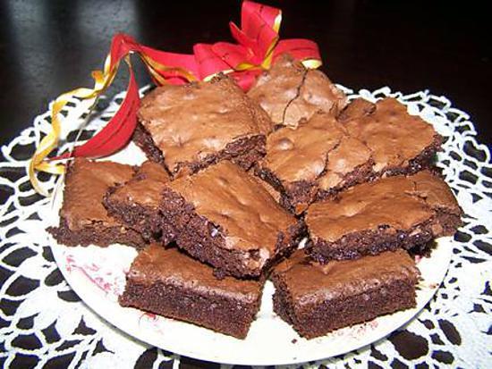 recette Fondant très fondant tout chocolat