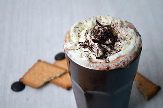 recette Chocolat Chaud  : Hot Chocolate & Vanilla sky