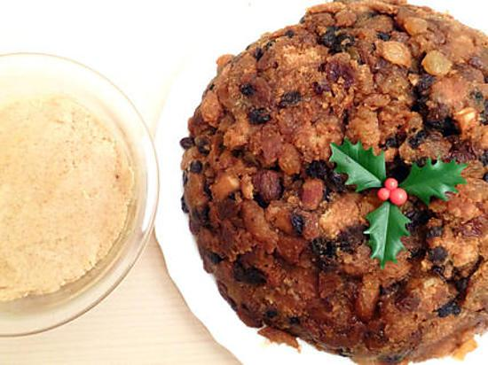 recette Christmas pudding