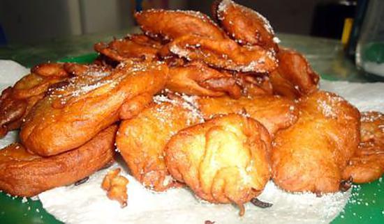 recette beignets à la banane!!