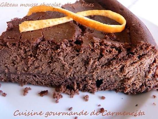 recette Cheesecake ricotta au chocolat et clémentines