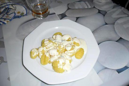 Recette de gnocchis gratin s au boursin ail et fines herbes - Boursin cuisine ail et fines herbes ...