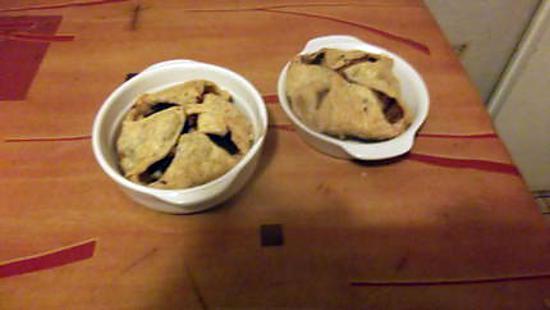 recette pate feuilletée boudin pommes