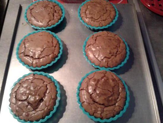 recette Brownies façon tartelettes