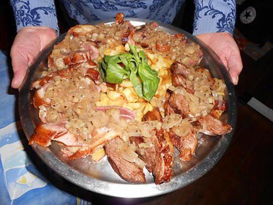 recette Magrets de canard flambés a l armagnac