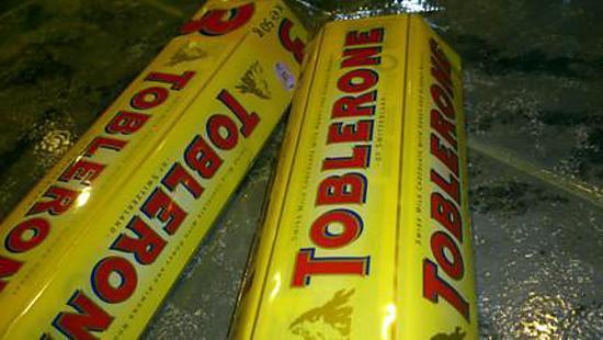 recette mousse au chocolat au Toblerone