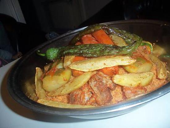 Recettes tunisienne - Recette cuisine couscous tunisien ...