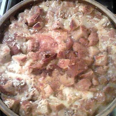 recette soupe gratinée de ma maman
