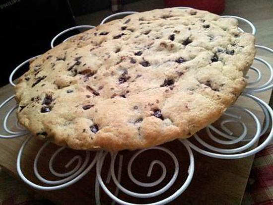 recette de gateau comme un cookie géant