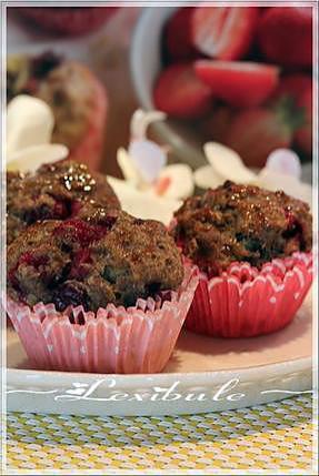 recette ~Muffins Oméga-bons~