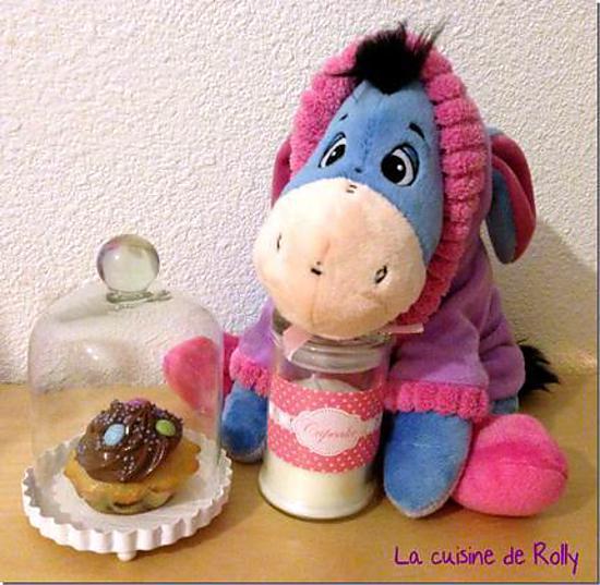 recette Cupcakes aux smarties
