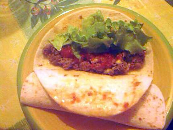 Recette de tacos la kefta sauce old elpaso piquante - Sauce fromagere tacos recette ...