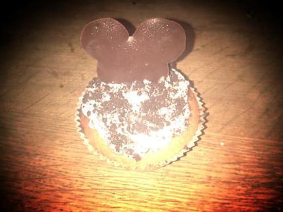 recette Cupcakes Mickey et oreo