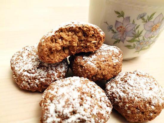 recette Parkin cookies