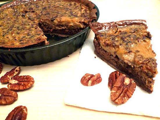 recette de pecan pie tarte aux noix de p can. Black Bedroom Furniture Sets. Home Design Ideas
