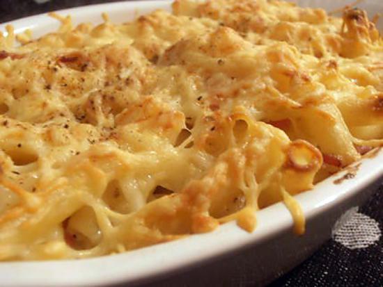 Macaroni Gratin Recipes — Dishmaps