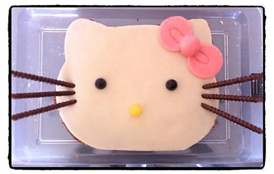 recette Gateau Hello Kitty