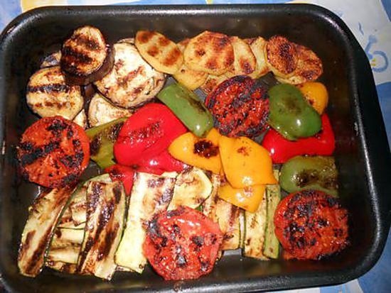 Les meilleures recettes de plat de l gumes au four for Decoration de plat avec des legumes