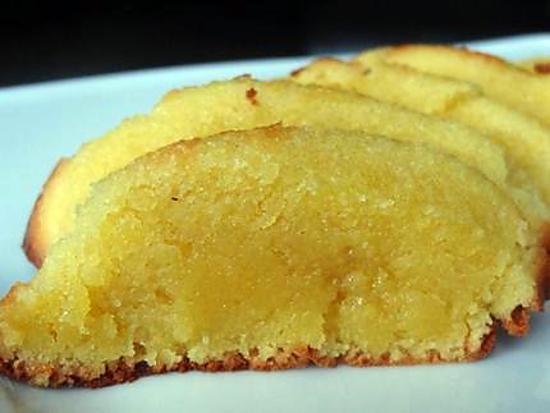 recette Gâteau aux amandes simplissime