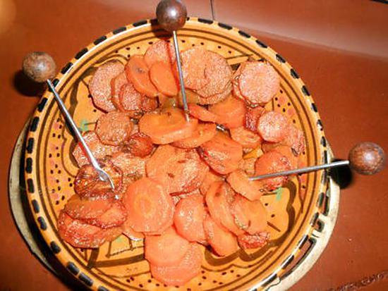 recette de carottes au cumin pour l apero. Black Bedroom Furniture Sets. Home Design Ideas
