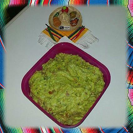 recette Guacamole mexicain naturel