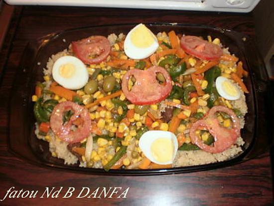Recette de thiebou yapp riz la viande senegal par fadanfa - Recette de cuisine senegalaise ...