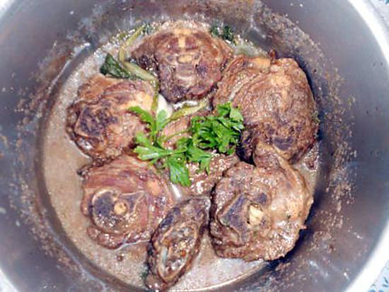 Recette de ragout de collier d 39 agneau a la creole - Cuisiner du collier d agneau ...