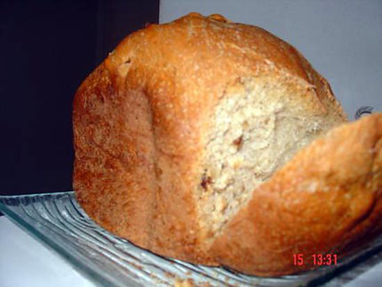 recette pain de mie aux graines