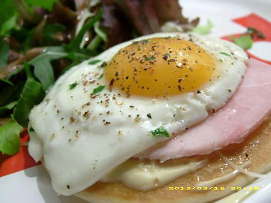 """recette blinis """"madame"""""""