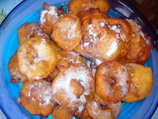 Recette de beignets aux pommes - Recettes rapides 10 a 15 minutes maxi ...