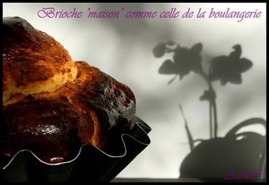 recette ** Enfin une brioche boulangère digne de ce nom ..recette de Yves Thuriès mie filante, fondante et extra moelleuse**