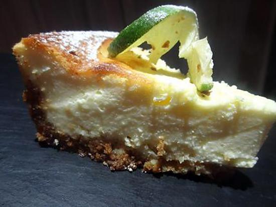 Gateau au fromage en verrine