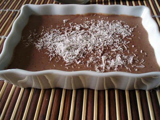 recette Flans au chocolat