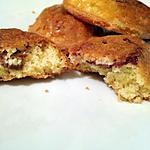 recette Mini-Madeleine cœur de Chocobons