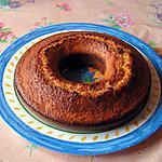 recette Gâteau des îles