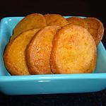 recette Biscuits à la mimolette