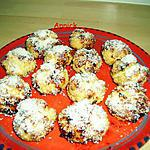 """recette petits biscuits """"tout rond"""""""