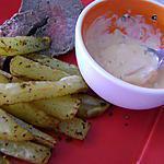 recette roti de boeuf aux patatoes et sauce (presque mac do )