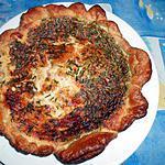 recette Tarte au brie de meaux