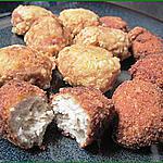 Nuggets/croquettes de poulet
